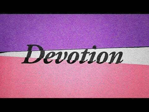 Devotion Lyric Video — VOUS Worship