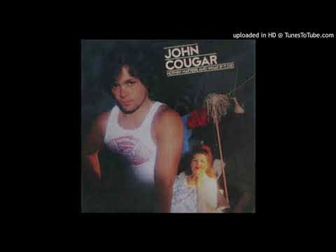 John Cougar ‎– Hot Night In A Cold Town