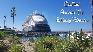 Cruising on the Disney Dream