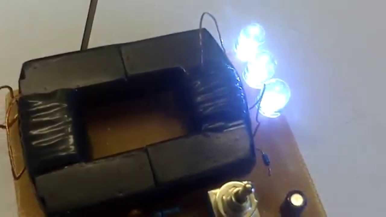 генератор тариэля капанадзе схема устройства