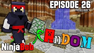 "Minecraft PS4 - ""Random"" Hollow Mountain Survival Ep. 26"