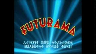 Futurama Beatbox Intro Stereophonic Experience