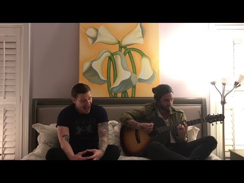 "Shinedown Performs ""Second Chance"" In Bed 