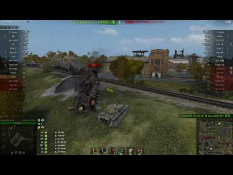 World of Tanks | 2017.05.11 | Luchs | Ace Tanker | SOLAS