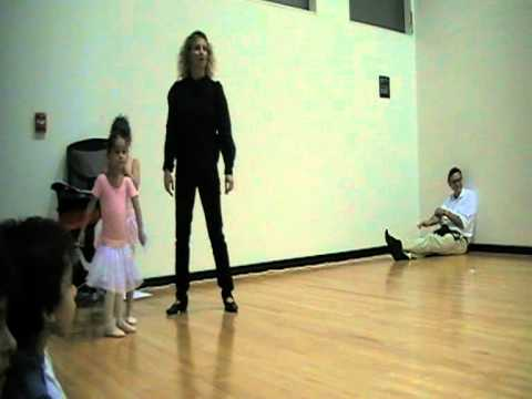 Baby Ballet, Manon performing at the Sorbonne of Abu Dhabi  part 1