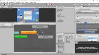 Unity Responsive UI Part 9  Creating Menu Transition and setup trans flags