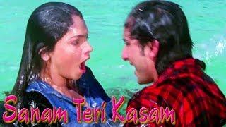 Saif Ali Khan & Pooja Bhatt were in Pool together - Part 2   Atul Agnihotri - Sanam Teri Kasam