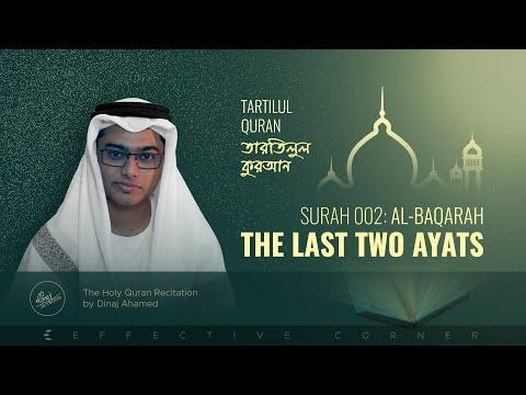 the-last-two-ayats-of-surah-al-baqarah-(সূরা-'বাকারার'-শেষ-দুই-আয়াত)- -heart-soothing-quran-tilawat