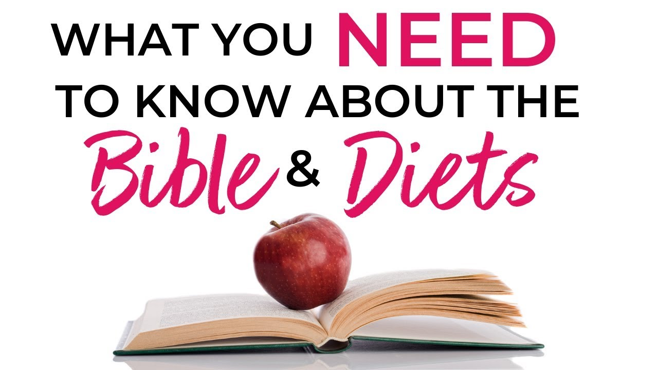 What is the Best Biblical Eating Plan? (it's NOT what you