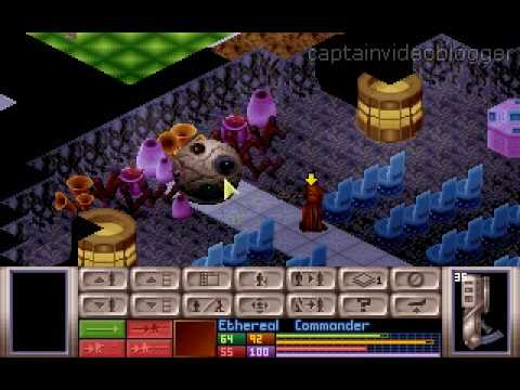 X-com: ufo defence - final mission (DOS)