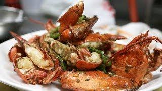 Pepper and Salt Lobster 椒鹽龍蝦