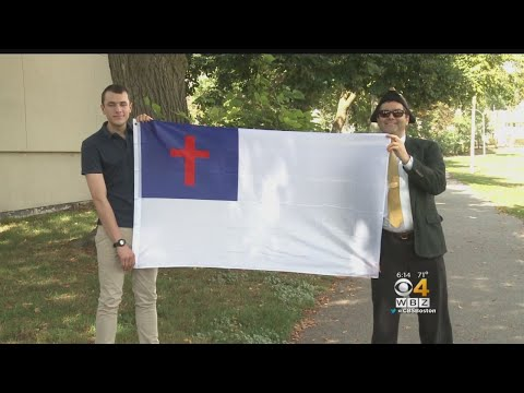 NH Group Asks To Fly Christian Flag At Boston City Hall