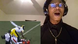 THIS IS BRUTAL! EVERYBODY GETTING LIT! Steelers vs  Bengals  NFL Week 13 Game Highlights REACTION!
