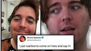 SHANE DAWSON IS OFFICIALLY BACK...