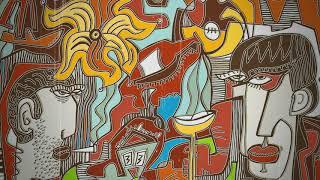 Django Allstars & RedDito  - Lockdown Session with Serge Gainsbourg : La Javanaise.OFFICIAL.