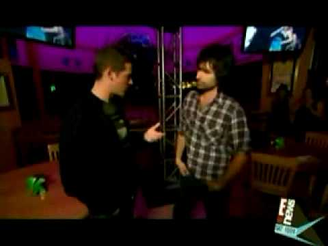 E! News Interviews Pete Yorn. Noreen Fraser Foundation Charity Benefit Concert!