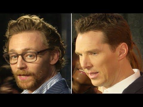 Avengers Infinity War Cast At UK Fan Event