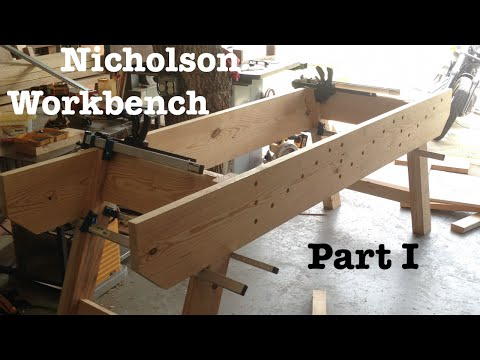 Nicholson workbench part 1 | How-To