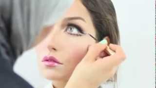 макияж -Кукла очень красиво