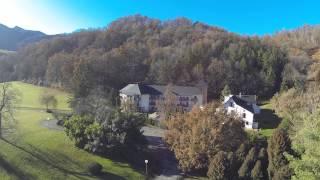 Vol en Drone à l'Hôtel-Restaurant