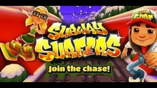 Subway Surfers Gameplay (Android / Iphone / Ipad / PC) [HD 1080p]
