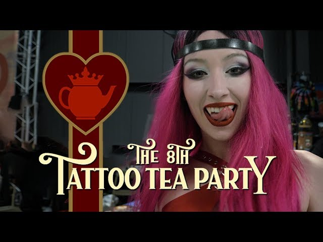 Tattoo Tea Party 2019 | Manchester Tattoo Convention | Killer Ink Tattoo
