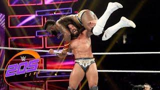 Cedric Alexander vs. Tony Nese: WWE 205 Live, Dec. 12, 2018