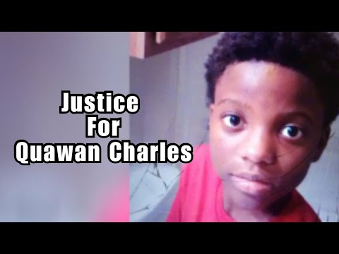 Justice For Quawan Charles