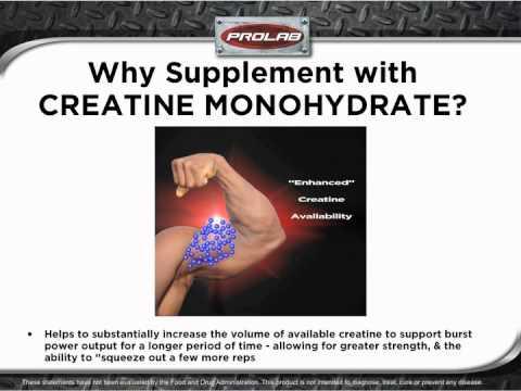 Prolab Creatine Monohydrate