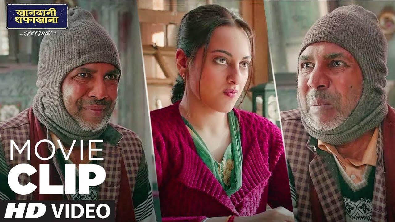 Mama Ji Daily Report Banwate They| Khandaani Shafakhana | Movie Clip |Sonakshi Sinha,Badshah,Varun S