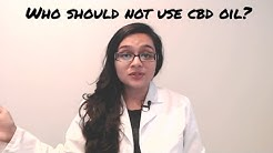 Who shouldn't use CBD Oil? (Does CBD Oil cause Liver Damage?)