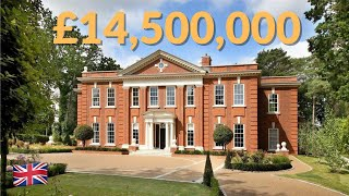 An Intimate Look Inside One Of The Most Spectacular Homes In Surrey