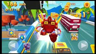 Carsh Bandicoot Kart Racing Android Gameplay and Download