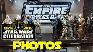 Photos from Star Wars Celebration 2019