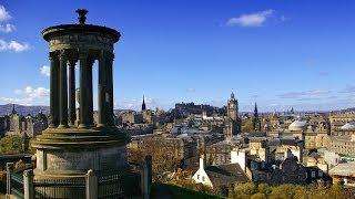 #670. Эдинбург (Шотландия) (очень красиво)(Самые красивые и большие города мира. Лучшие достопримечательности крупнейших мегаполисов. Великолепные..., 2014-07-03T00:24:49.000Z)