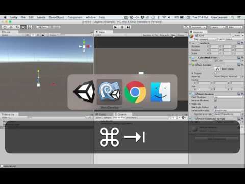 Unity Live Tutorial - Legend of Lunk Example Game