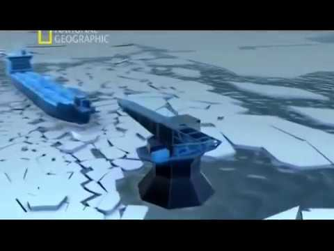 ледокольный танкер СовКомФлот  Варандей