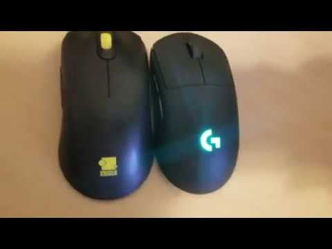 Logitech G Pro Wireless Review - The #1 wireless gaming mouse on the market