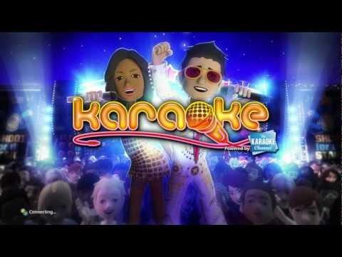 Aplikacja Karaoke na Xbox Live