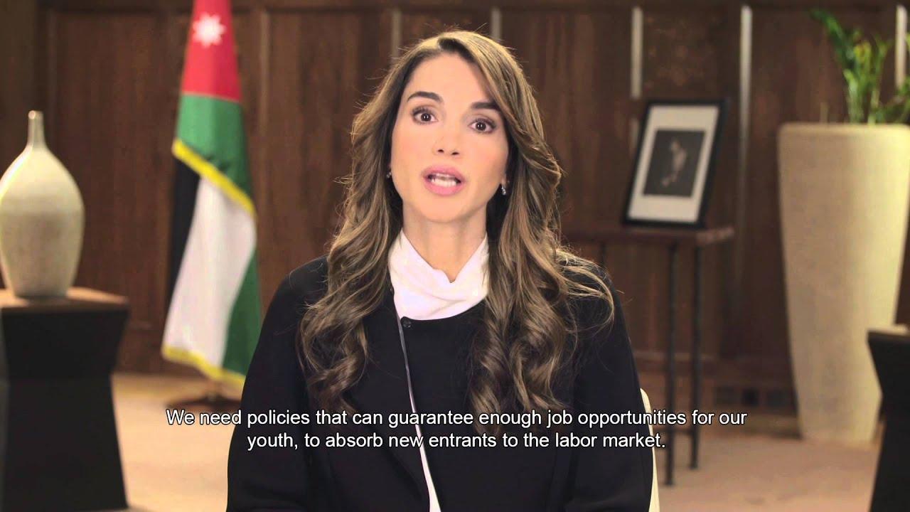 Rania De Jordanie Bouleversee Apres La Mort De Muath Elle Part En Guerre Purepeople