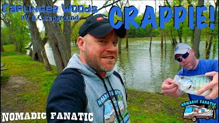 Camping in the Miṡsouri Woods ~ Fishing Fail
