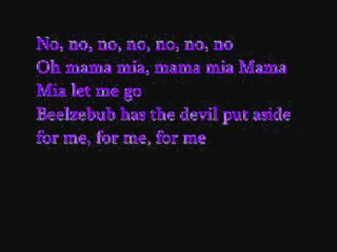 bohemian rapsody lyrics
