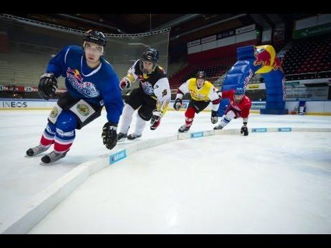 Red Bull Crashed Ice Qualifier 2012 / 2013 Switzerland ...