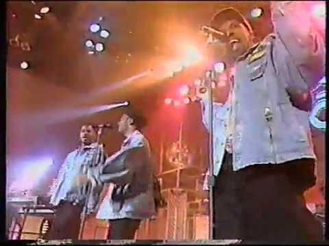 Lo Key  Live on Soul Train 1993