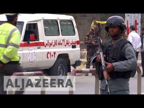 Afghanistan: Attack on Kabul military hospital kills 30
