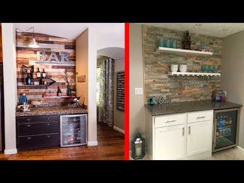 43 Wonderful Small Bar Basement Ideas For Small Spaces - Home Bar Designs