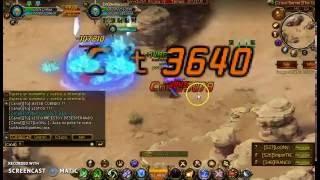 S54 TG vs S9 destruccion2 buen pvp alas del destino Hechicero vs Hechicero