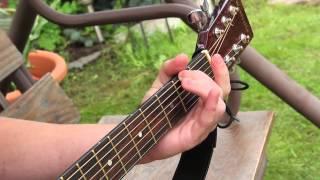 Самоучитель игры на гитаре: Урок 1(2)