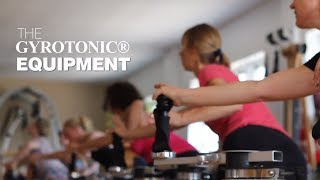 The GYROTONIC® Equipment