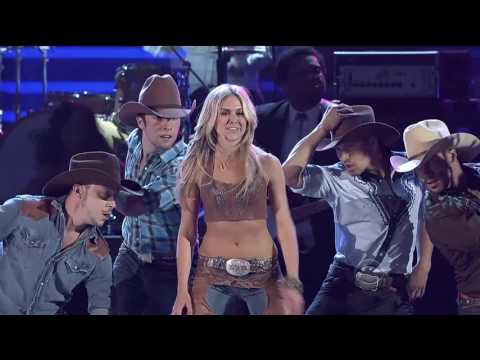 Laura Bell Bundy - Giddy On Up (4.18.2010)(ACMA HD)